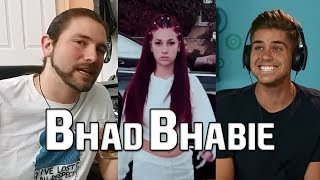 IMMA BHAD BHOI...bleaux me (Bhad Bhabie These Heaux) | Mike The Music Snob Reacts