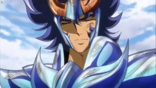 Return to life  of Ikki Phoenix  ( Saint Seiya Omega Ω ep 96 )