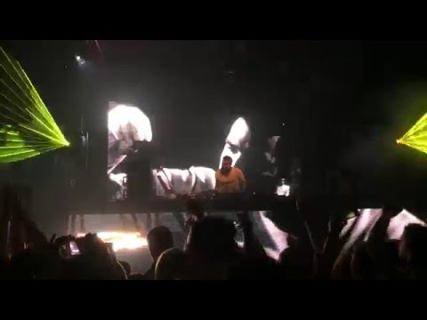 ATB Feat. Stanfour - Face To Face / Intro @ ATB Contact Club Show - Szczecin 2014