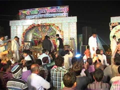 Aaj mein jyot jagi hai - Lakhbir Singh Lakha Live in Khatu Shyam...