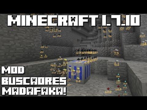 Minecraft 1.7.10 MOD EL BUSCAORES MADAFAKA