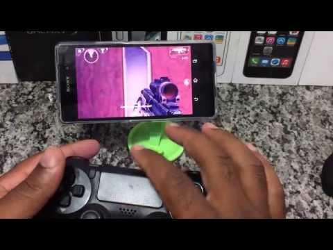 #TUTORIAL Como usar controle do Ps4 em seu Xperia Z2 e Z3 com Remote Play
