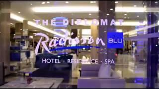 The Diplomat Radisson Blue Hotel Christmas Tree Lighting Ceremony