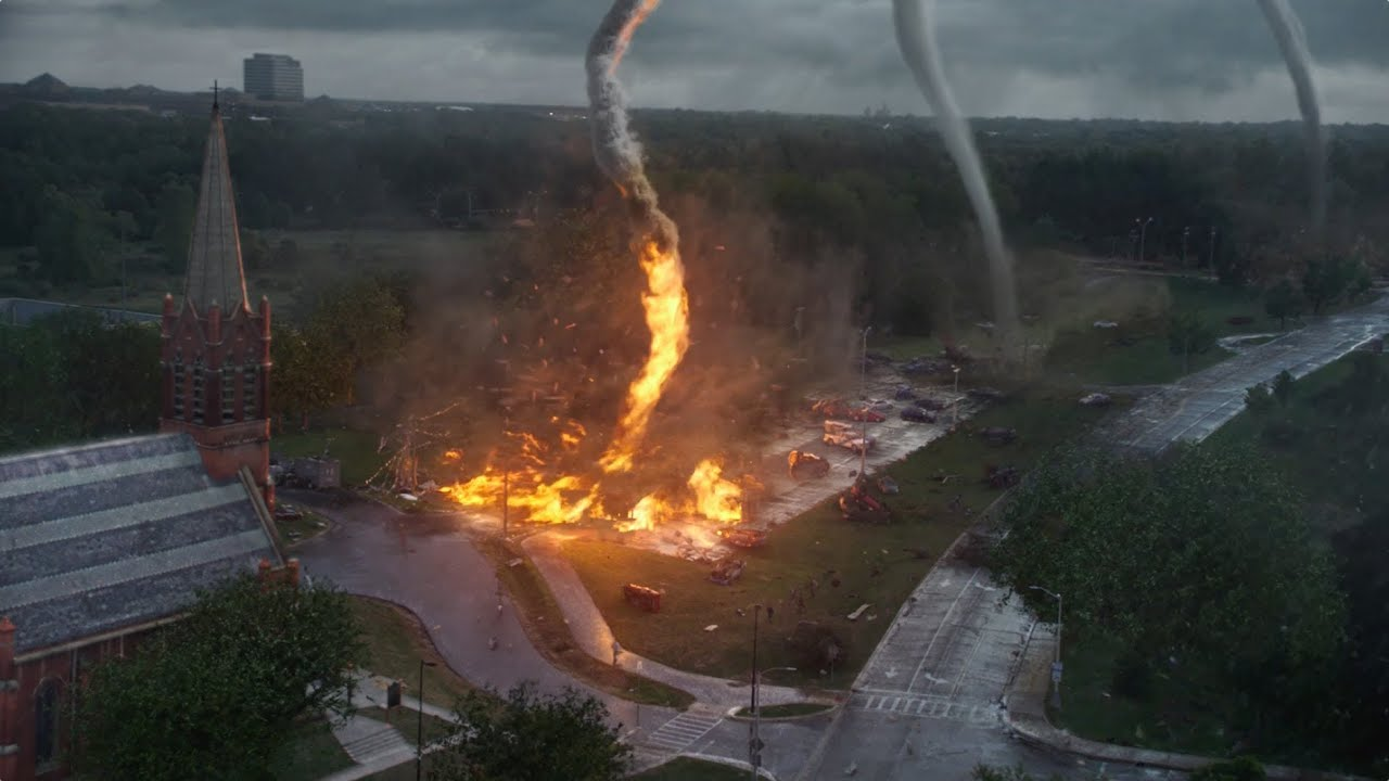 Into the storm film trailer