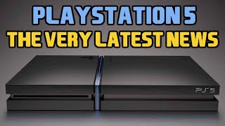 Playstation 5 | THE VERY LATEST NEWS 2019 | PS5 Latest News, Rumours, Leaks, Price & Reveals