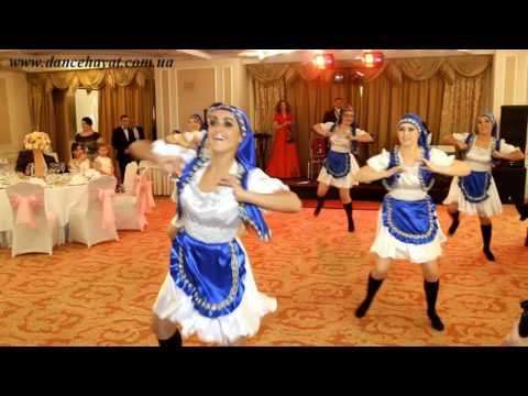 Еврейский танец 7-40