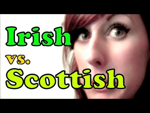 Irish vs. Scottish - Y...