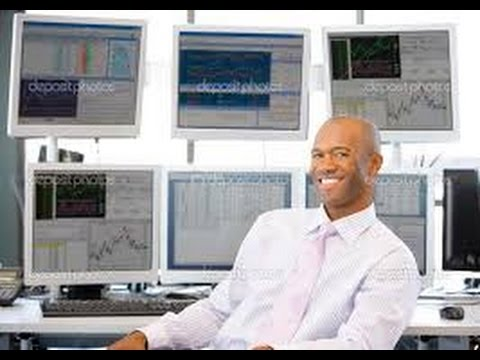 Stock Trader Trades Dow Jones Using A Strange Ending Diagonal