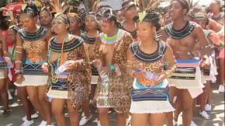 Swaziland Culture and Virgin Certification 2018