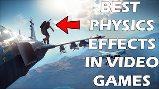 "15 Games That Have ""INSANE"" Physics Effects"