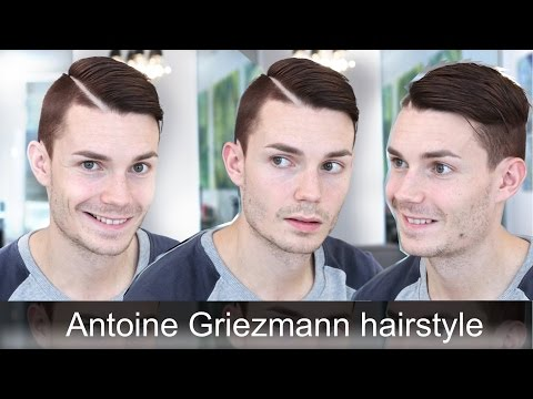 Free shipping November | Antoine Griezmann | Men's hair | Slikhaar TV