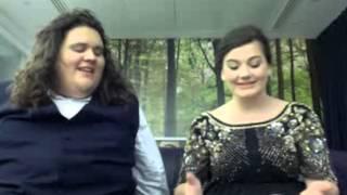 Jonathan & Charlotte Video - Jonathan & Charlotte's Album Listening Party - Highlights