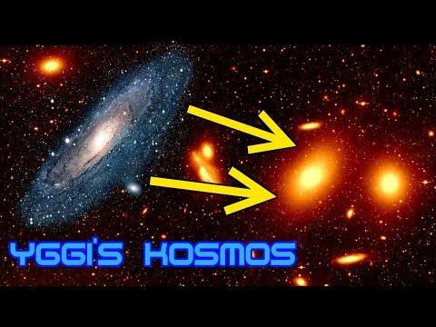 Virgo Infall: Die Bewegung und das Schicksal der Milchstraße [Yggi's Kosmos]