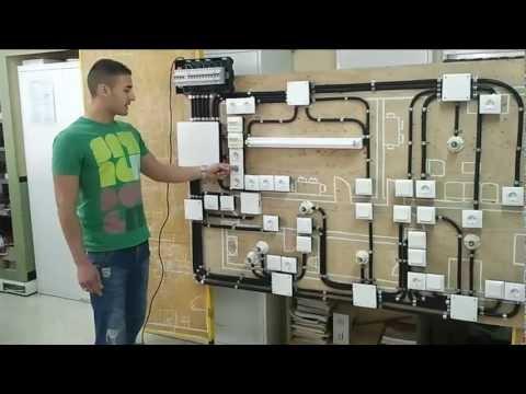 Instalación Eléctrica en Vivienda realizada por el Alumno Javier Martínez Aguilar.mp4