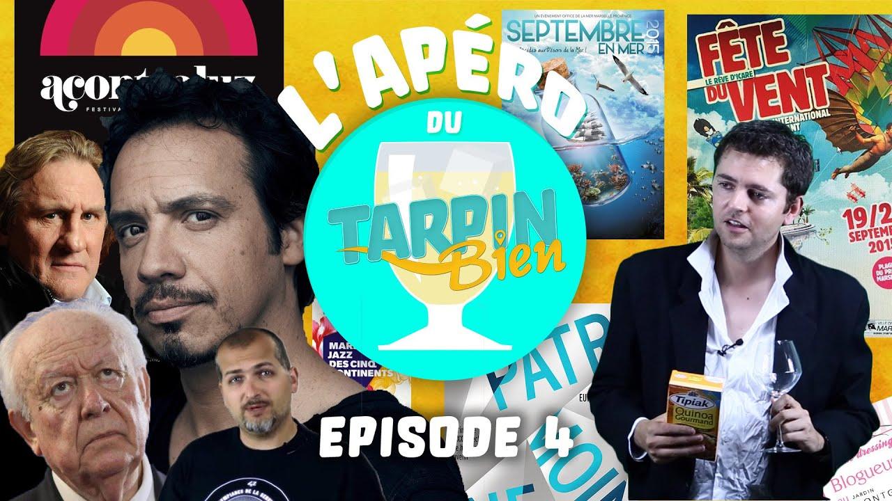 4 - Gerard Depardieu ...