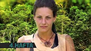 Survivor All Star da Elenen Nadya nin Inanilmaz De