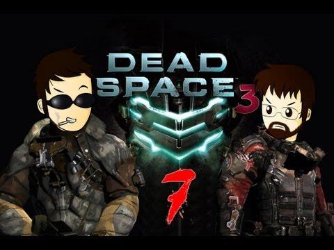 Dead Space 3 (Parte 7) - Coop Con Vardoc - Tengo el traje de Dragon Ball Z ! - En Espa ñol by Xoda