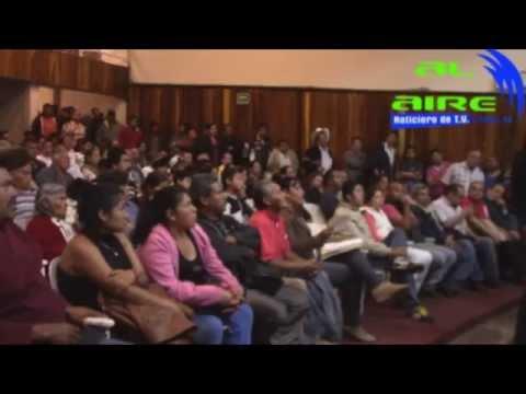 Reunión de Comerciantes|04-11-14|Noticiero al Aire Zitácuaro