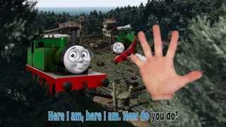 Thomas and Friends Finger Family Collection - Nursery Rhymes HD 1 Hour Long