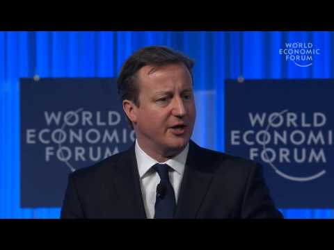 Davos 2013 - Special Address by David Cameron