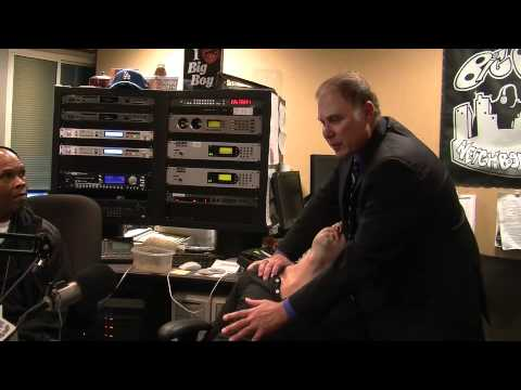 Hypnotized Jose Gives Birth To Baby Has Orgasm Handshake Big Boy Radio video