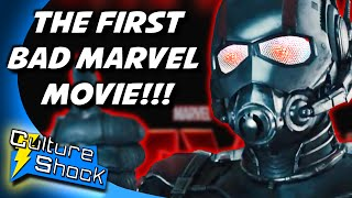 Marvel's Ant-Man - The First Bad Marvel Movie?