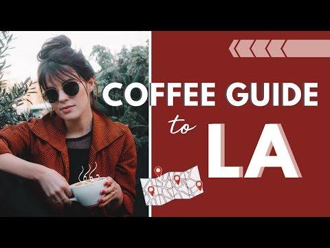 Best Coffee Shops In LA | My Top 5 Cafes in Los Angeles