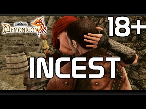 The Dark Eye Demonicon - Incest video