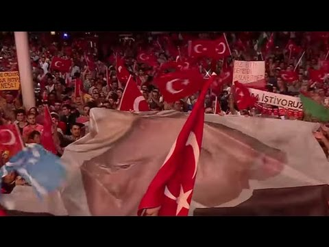 'Yankees go home': Anti-US sentiment growing in Turkey after failed coup