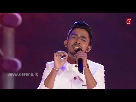 Obe Namin Seya Bandimi -  Charith Rangana @ Derana Dream Star S08 (20-10-2018)