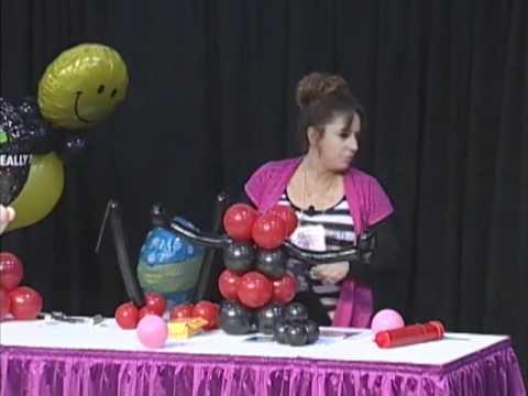 Master series balloon decor dvd