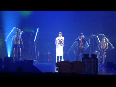 G-Dragon OOAK Concert Hong Kong - One Of A Kind & Light It Up (feat. Tablo)