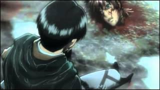 Shingeki no kyojin kuinaki sentaku Ova 2 Muerte de Isabel y Farlan