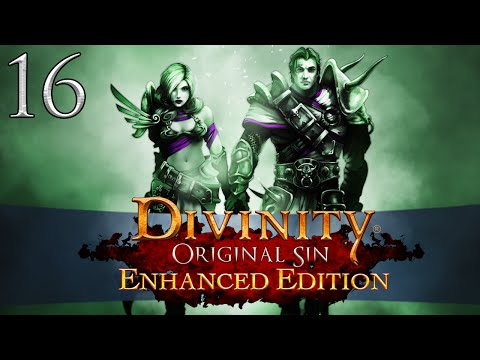 Let's Play ► Divinity: Original Sin Enhanced Edition Co-Op - Part 16 - Cell's Double