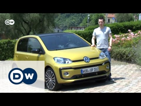 The New VW up! | Drive it!