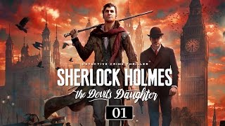 SHERLOCK HOLMES #01 - Auf zu Toms Hütte