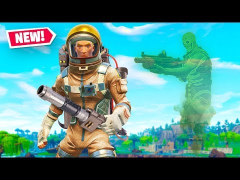 *NEW* GHOSTBUSTERS Mode in Fortnite Battle Royale