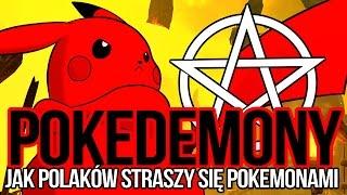 POKEDEMONY - jak Polaków straszy się Pokemonami [tvgry.pl]