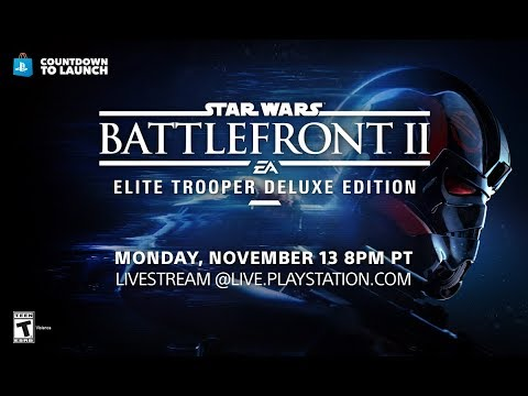 Star Wars Battlefront II | Countdown to Launch