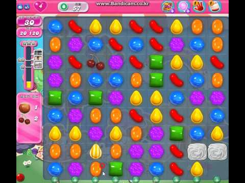 Candy Crush Saga Level 133 2 Star No Boosters Candy Crush Level Tips
