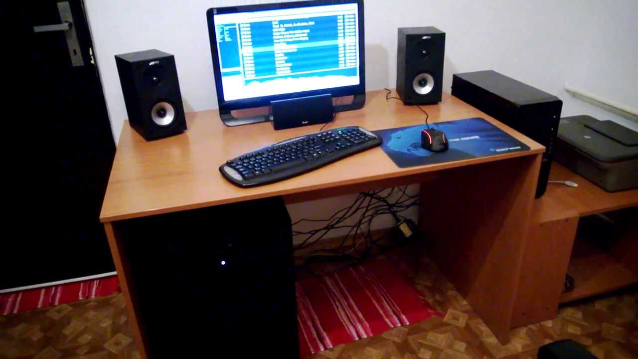 teufel concept e 450 jamo s 622 speakers upgrade youtube. Black Bedroom Furniture Sets. Home Design Ideas