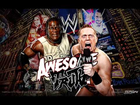 Wwe The Miz & R-truth (the Awesome Truth) Theme Song video