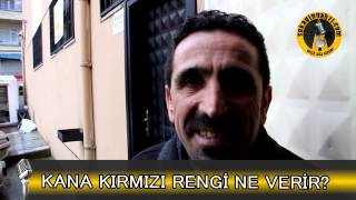 KANA KIRMIZI RENGİ NE VERİR? - www.sokaginnabzi.com