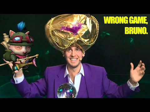 DOTA 2 TI4 : Bruno's Magic Show!