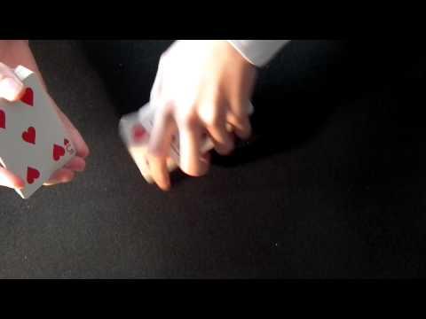 The Card Swipe Card Trick