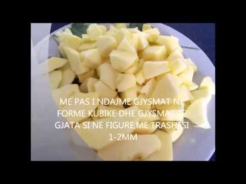 Receta Gatimi ) Tortë me mollë - Tryeza.org