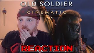 KRIMSON KB REACTS: SAURFANG!! - Old Soldier Cinematic