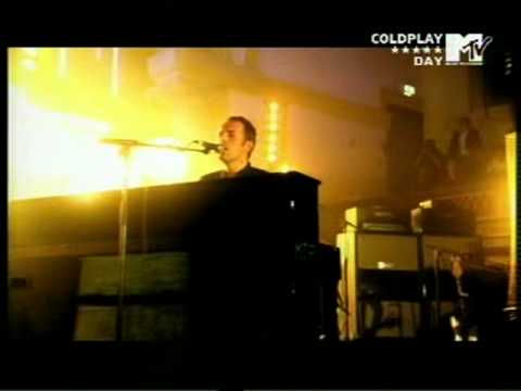 Clocks MTV - Coldplay live