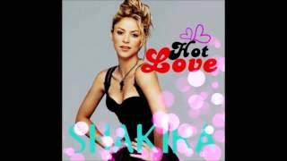 Watch Shakira Hot Love video
