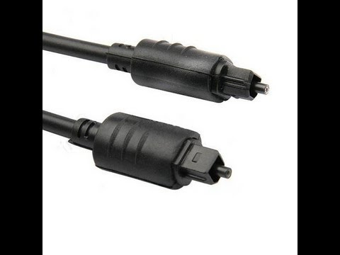Watch on samsung sound bar optical cable